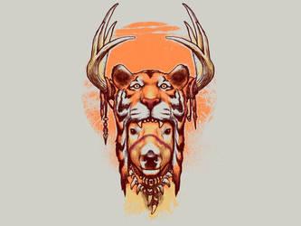 HunterDeer by Eyesore427 by Design-By-Humans