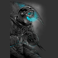 Space Reaper by Skaryllska by Design-By-Humans