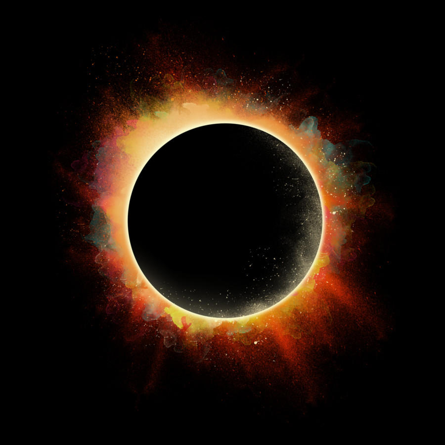 Colors of Eclipse by Design-By-Humans