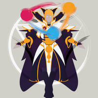 Invoker Dota 2 by Design-By-Humans