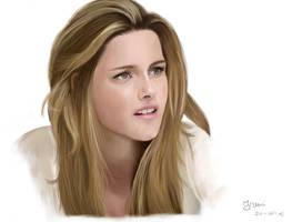 Kristen Stewart by 19Frency94