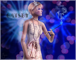The Great Gatsby- Daisy Dress COMING SOON (TS2) by 19Frency94