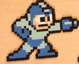 Megaman by nayrb00