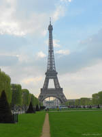 Eiffel Tower, Paris by MaRyS90