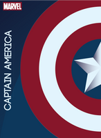 Captain America by Justin-Hoffman