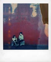 Red Wall 2 by lloydhughes