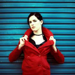 red jacket by lloydhughes