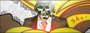 Skull Man by NBA10