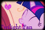 ::MLP:FiM: Twilight Stamp:: by AppleDanish