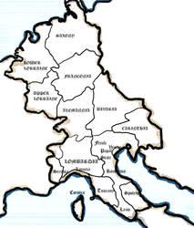 Germany 1000 AD by kazumikikuchi