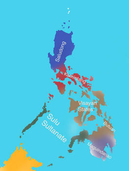 Philippines without Spanish Colonization by kazumikikuchi