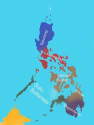 Philippines without Spanish Colonization by kazumikikuchi