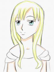 Princess Aya(Aya Hime) by kazumikikuchi