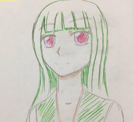 Midoriko by kazumikikuchi