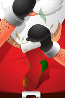 Xmas iphone Wallpaper 5 by harwenzhang