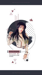 Wallpaper*24 / HyeJeong by diannnnn0130