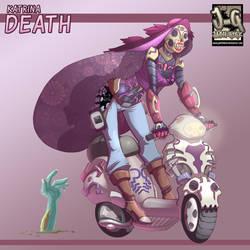 Death by Jaehthebird