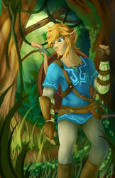 Breath Of The Wild by Grennadder