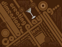 Typography woods by dinesh1201