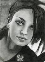 Mila Kunis by Chameleon7
