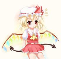 Touhou - Flandre Scarlet by kano-bi