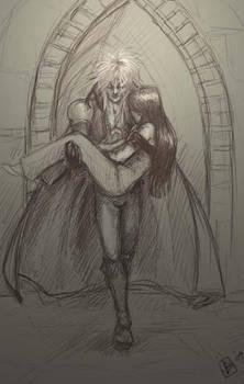 Ooshy gooshy Laby sketch by janey-jane