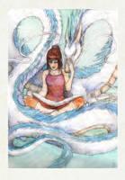 Spirited Away Storytime by janey-jane