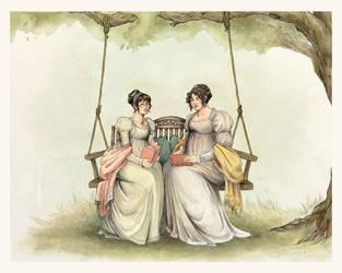 A Conversation on Austen by janey-jane