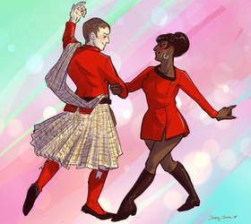 dancing in the stars by janey-jane