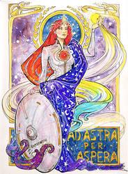 Silver Lady by janey-jane