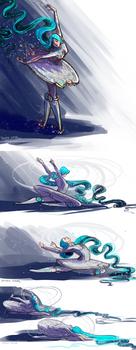 The dying swan - star trek beyond by janey-jane