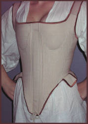 1598 Corset Reproduction by janey-jane