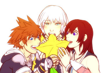 KH - Always Together by rasenth