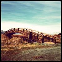 Wooden Bridge by jginn