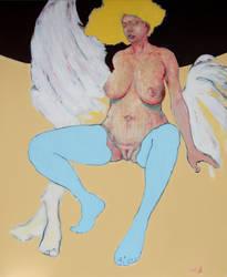 VOM GESCHLECHT DER ENGEL, THE SEX OF ANGELS by pustekuchen305