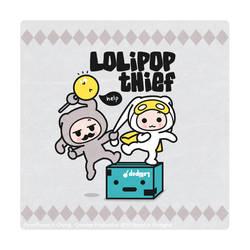 Lolipop thief by heiheirage