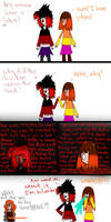 Glitchfell: Cute vs Edgy by Jolibe