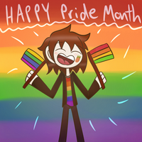 Happy Pride Month!!!! by Jolibe
