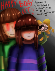 HAPPY BIRTHDAY UNDERTALE! (ft. Snas x Existence) by Jolibe