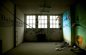 Panic Room by horizon by edusantz1981