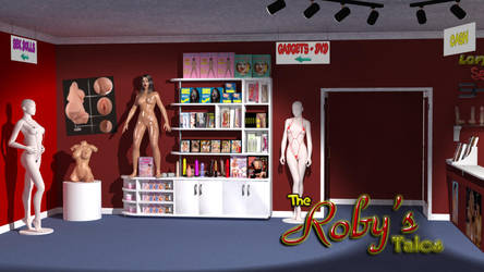 The new Roby's Tales HD The Sex Shop entry by WLN73