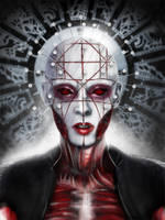 Pinhead by JohnBranhamArt