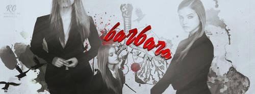 Signature #5 | Barbara Palvin by reflectiongraphics