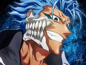 Grimmjow Jeaguerjaques by CiLiNDr0