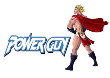 Power guy by lordofALLspacebugs