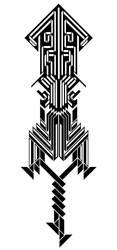 geometrikraken by lordofALLspacebugs