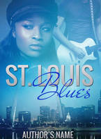 St. Louis Blues: A Premade Book Cover by justaddgigi