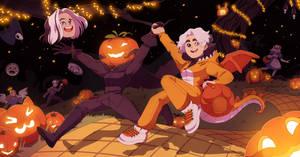 Happy Halloween! by Cheroy