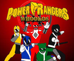 Power Rangers Whookos by jtobler