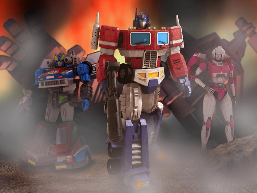 Transformers: Autobots by georgetremarco